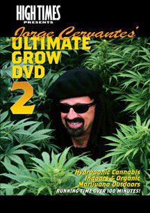 High Times Presents Jorge Cervantes - Grow DVD 2