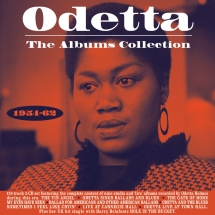 Odetta - The Albums Collection 1954-62