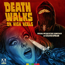 Death Walks On High Heels (Original Motion Picture Soundtrack)