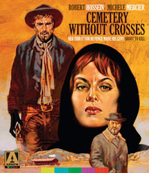Cemetery Without Crosses Bluray/DVD