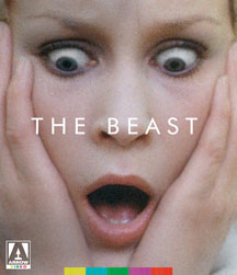 The Beast Blu Ray/DVD