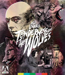 Tenderness Of The Wolves Blu Ray/DVD