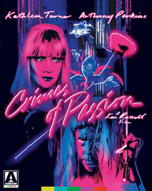 Crimes Of Passion [Blu-ray + DVD]
