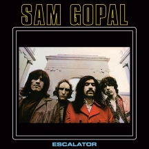 Sam Gopal - Escalator (Red Vinyl LP + 7 Inch)
