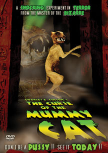 Curse Of The Mummy Cat, The
