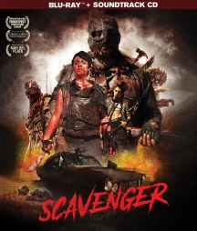 Scavenger [Blu-ray + CD]