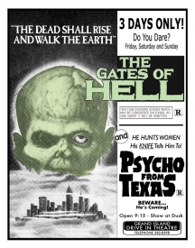 Gates of Hell + Psycho From Texas (Drive-in Double Feature #6)