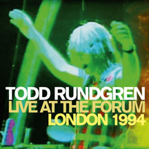 Todd Rundgren - Live At The Forum: London 1994
