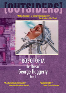 Films Of George Haggerty Part 1: Robotopia/Mall Time/Hamburger Hamlet