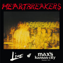 Heartbreakers - Live At Max
