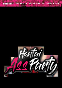 Hentai Ass Party