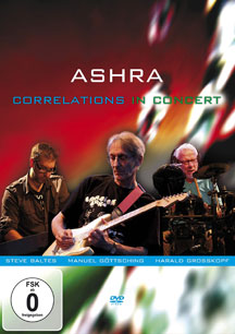 Ashra - Correlations In Concert