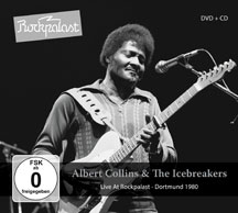 Albert Collins & The Icebreakers - Live At Rockpalast