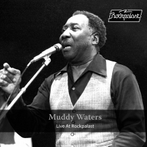 Muddy Waters - Live At Rockpalast: 2LP Gatefold