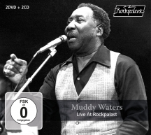 Muddy Waters - Live At Rockpalast / 2cd+2dvd