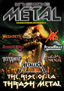 Inside Metal: The Rise Of L.A. Thrash Metal