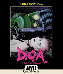 D.O.A.: A Right Of Passage (Special Edition) [Blu-ray + DVD]