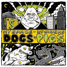 My Space Invaders - Dogs