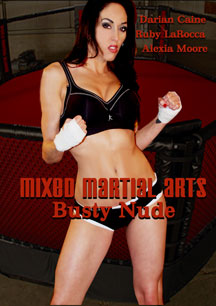 Mixed Martial Arts Busty Nude