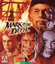 Mark Of The Devil Blu-Ray/DVD