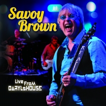 Savoy Brown - Live From Daryl