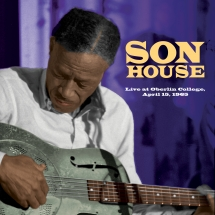 Son House - Live At Oberlin College April 15, 1965