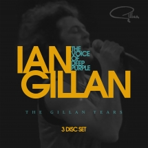 Ian Gillan - The Voice Of Deep Purple: The Gillan Years