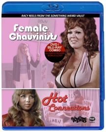 Female Chauvinists/Hot Connections [Blu-ray + DVD]