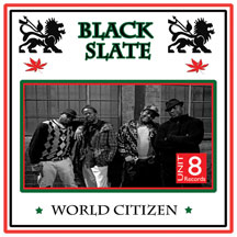 Black Slate - World Citizen