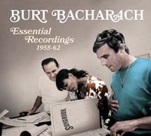 Burt Bacharach - Essential Recordings 1955-62