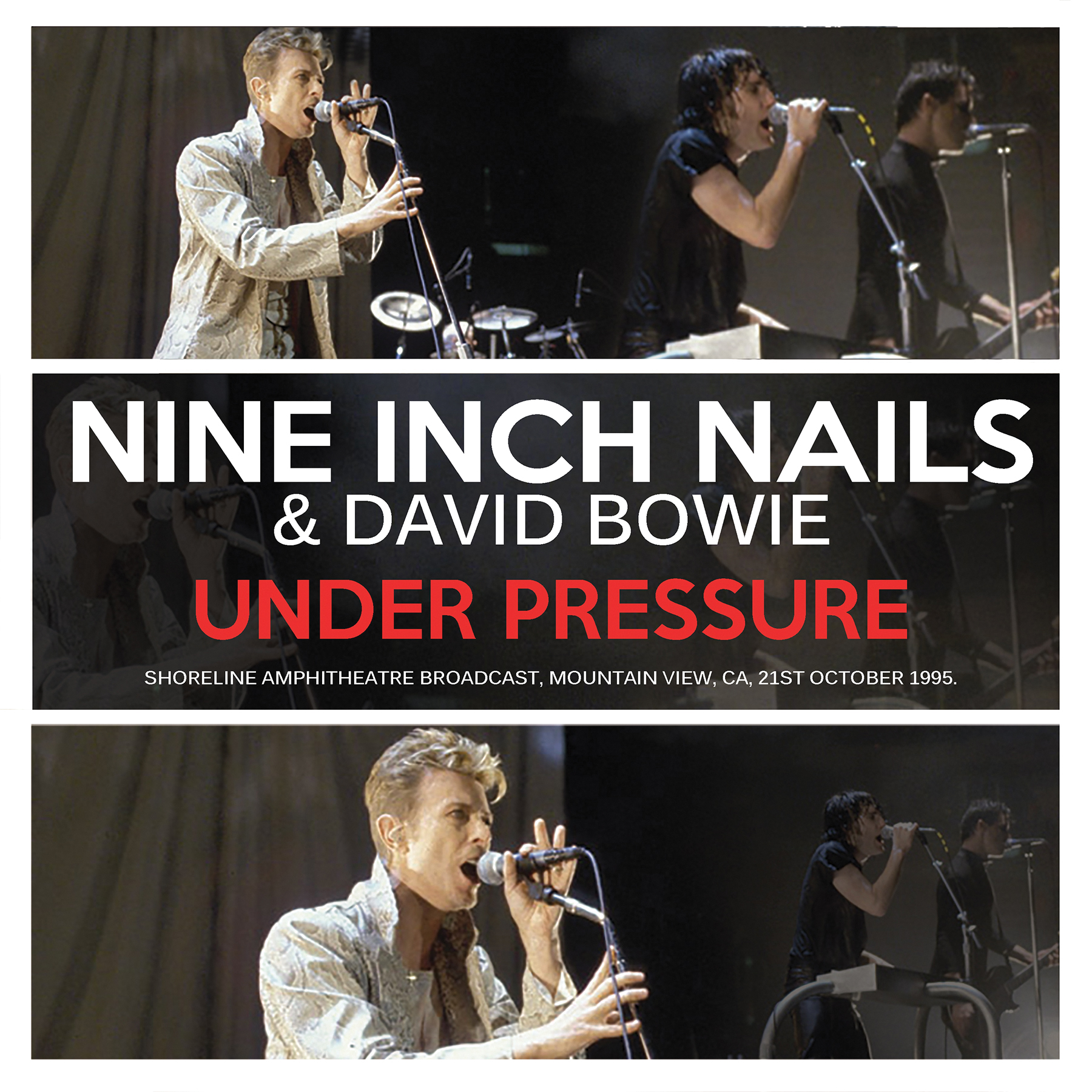 Nine Inch Nails & David Bowie - The Complete Broadcasts - MVD ...