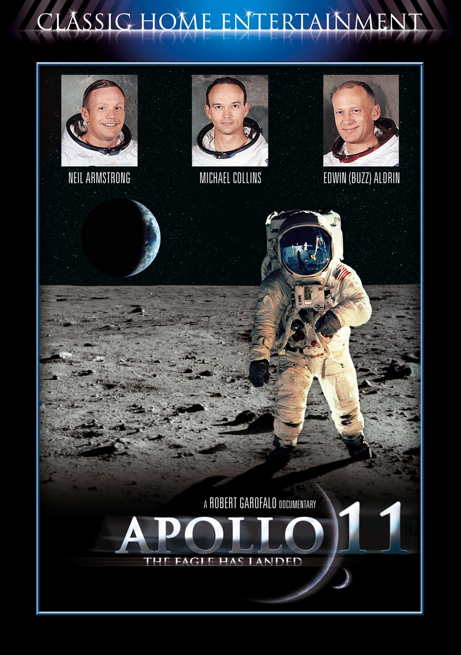Apollo 11 Dvd: Apollo 11: The Eagle Has Landed