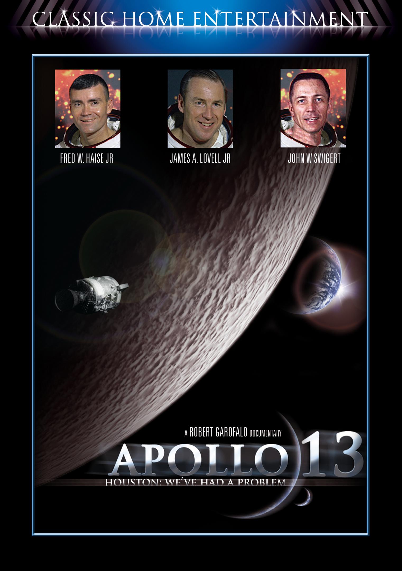 Apollo 13: Houston We've Had A Problem - MVD Entertainment Group B2B
