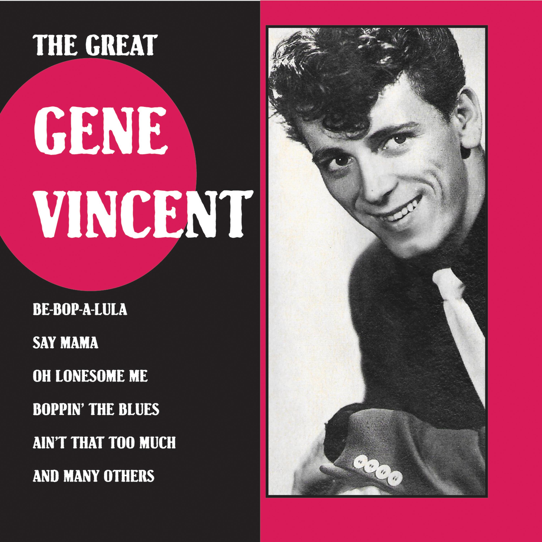 Gene Vincent The Great Gene Vincent Mvd Entertainment