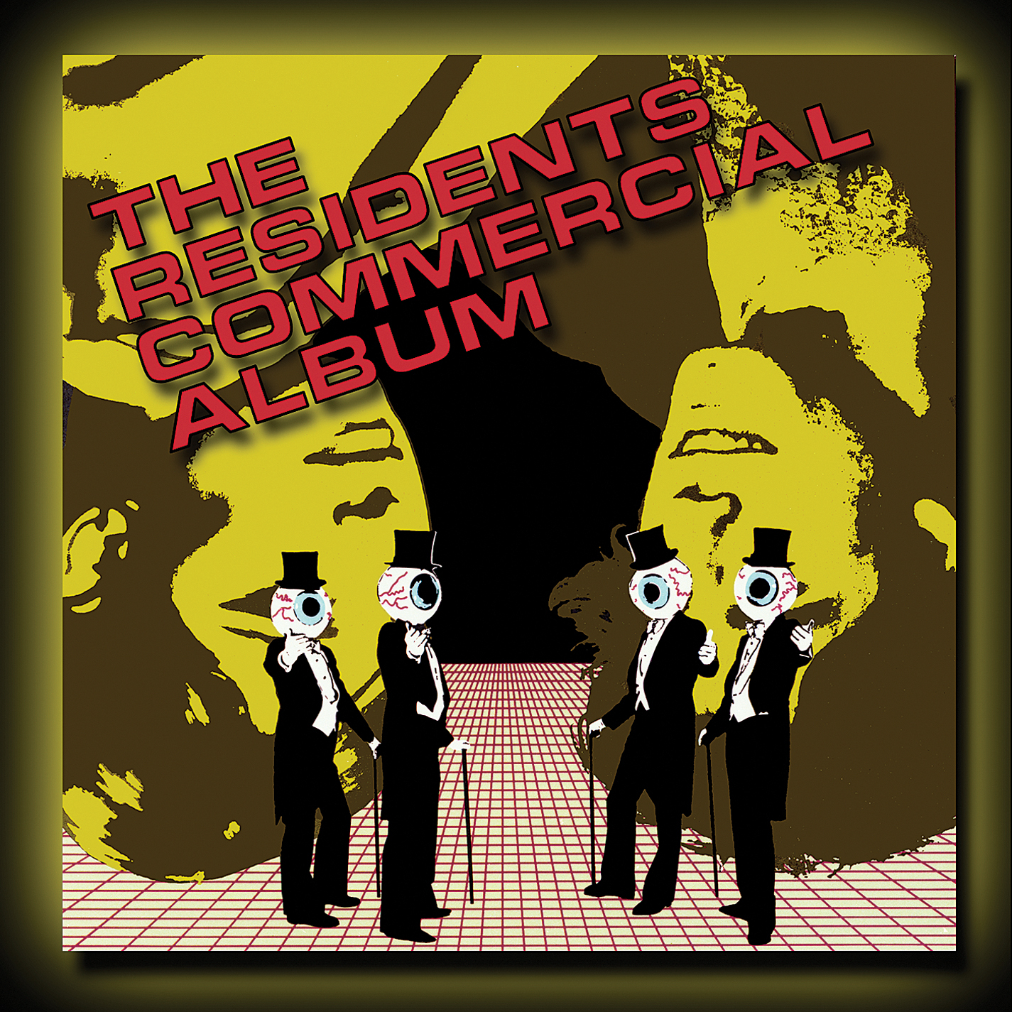 The Residents The Commercial Album Mvd Entertainment