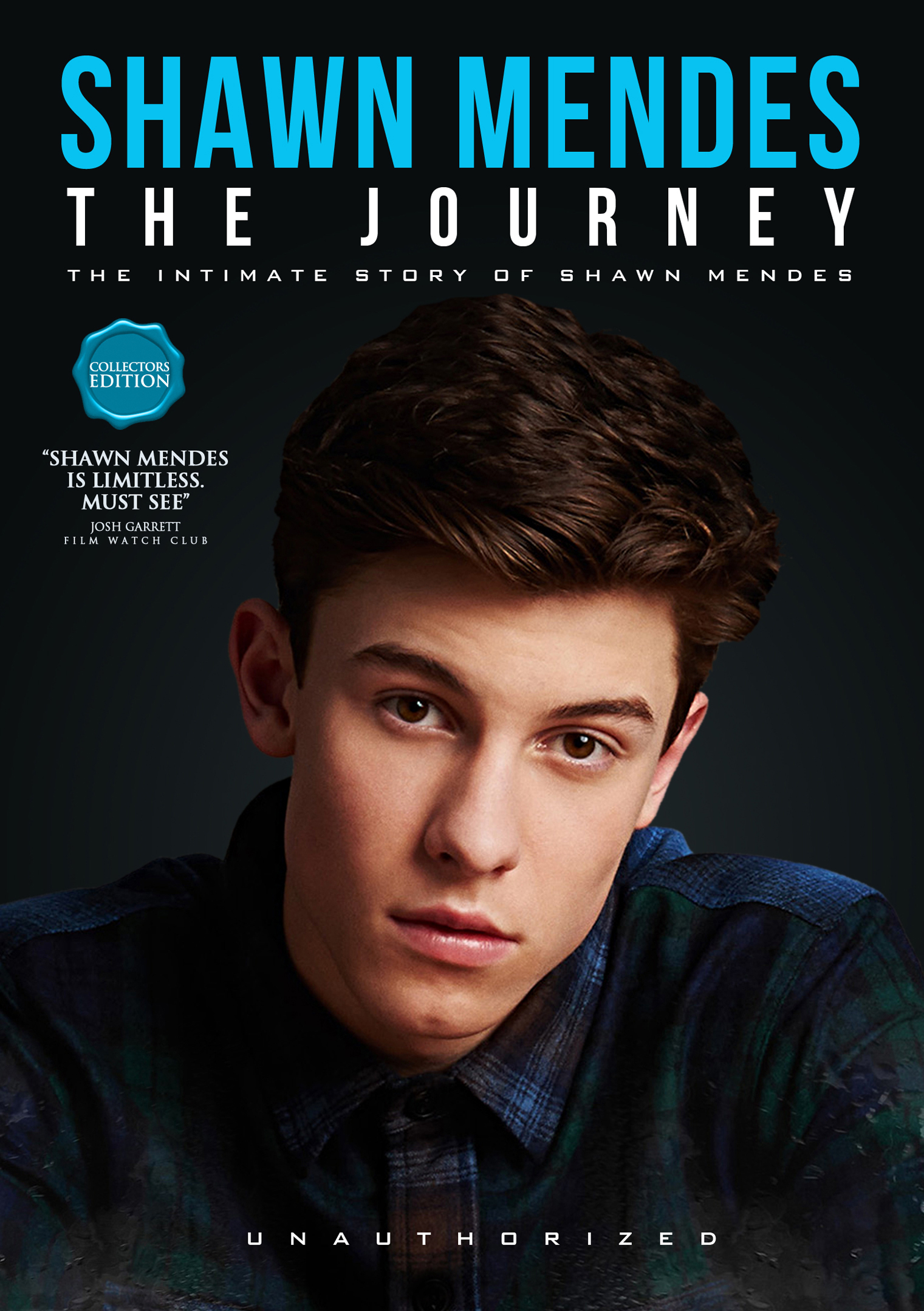 Shawn Mendes The Journey MVD Entertainment Group B2B