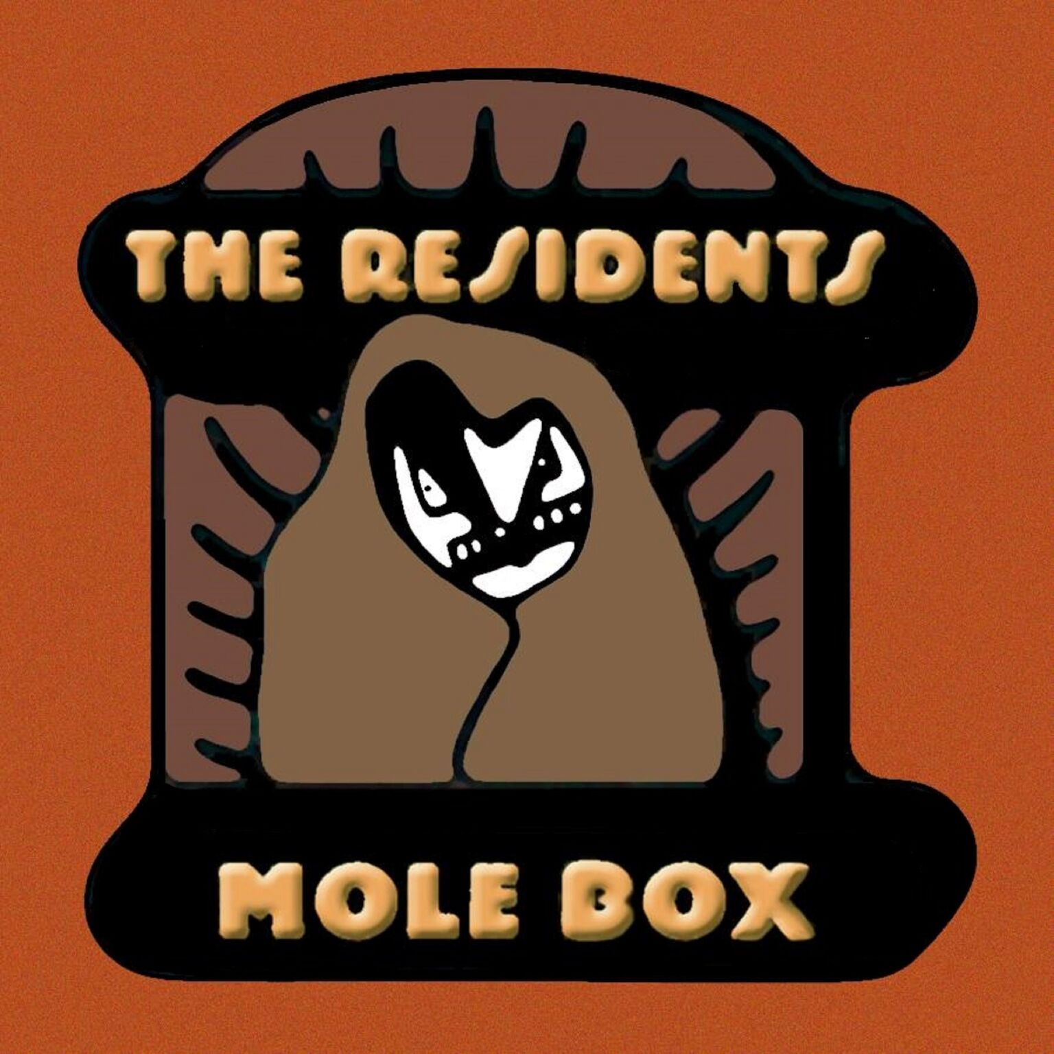 The Residents - The Complete Mole Trilogy pREServed - MVD ...