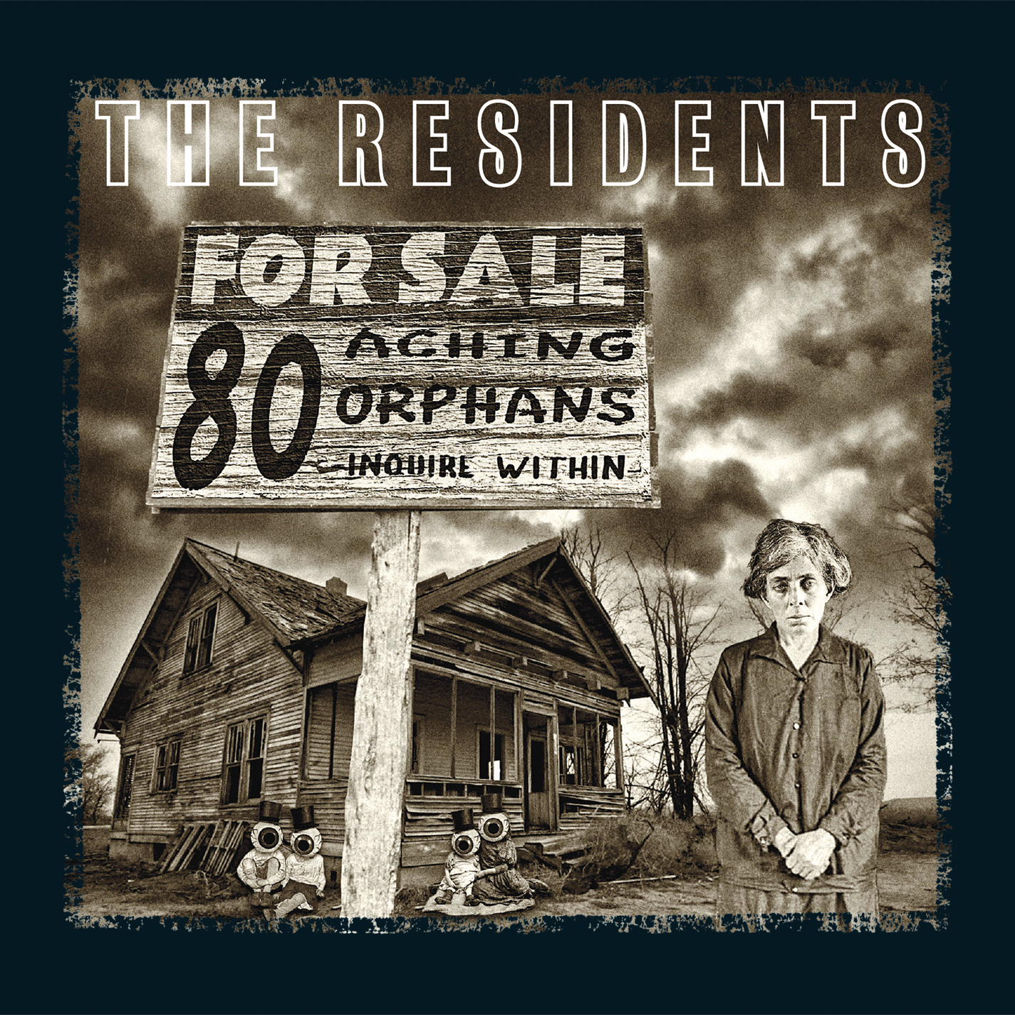 Residents - 80 Aching Orphans: 45 Years Of The Residents ...