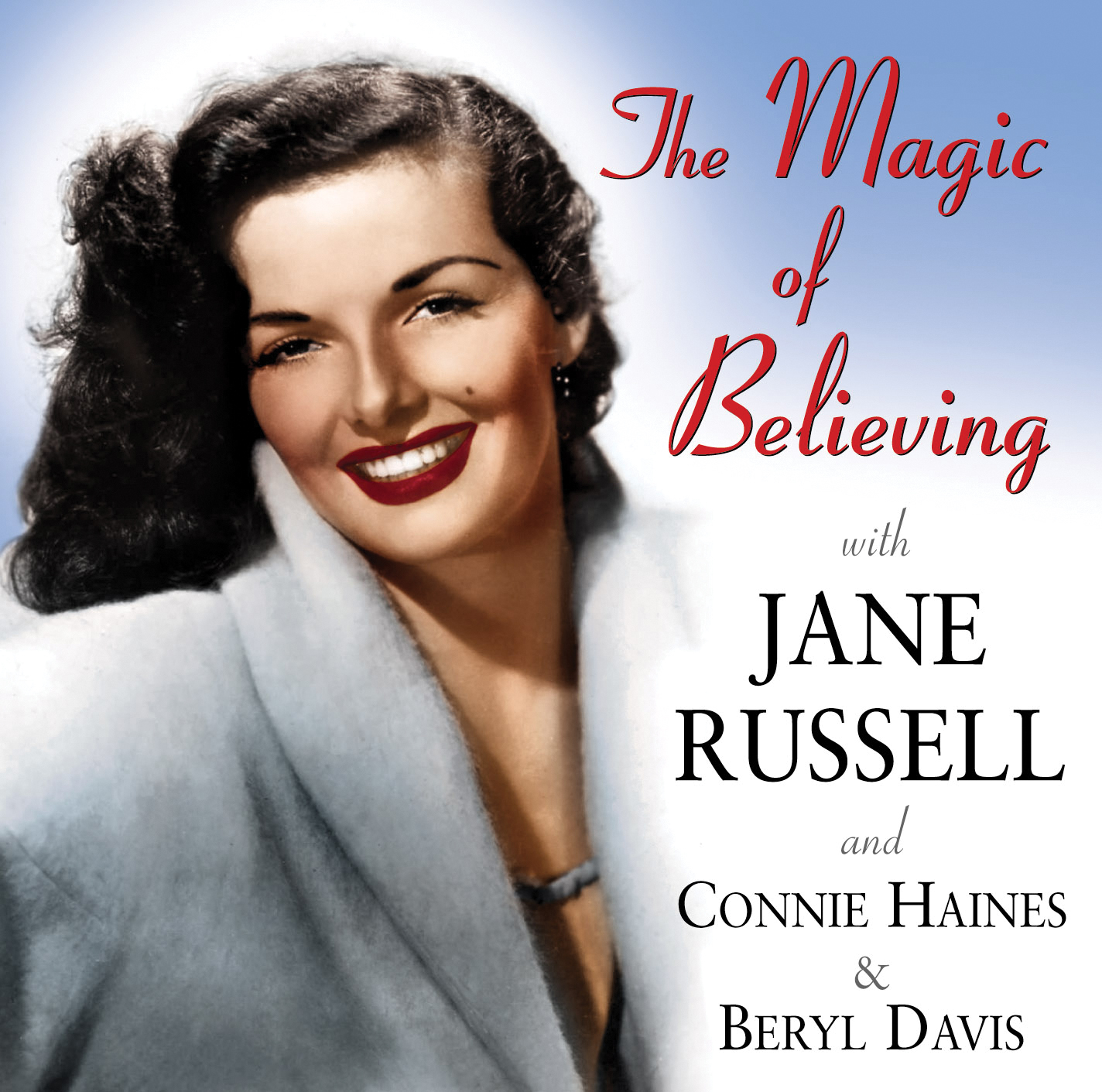 Jane Russell The Magic Of Believing Mvd Entertainment Group B2b