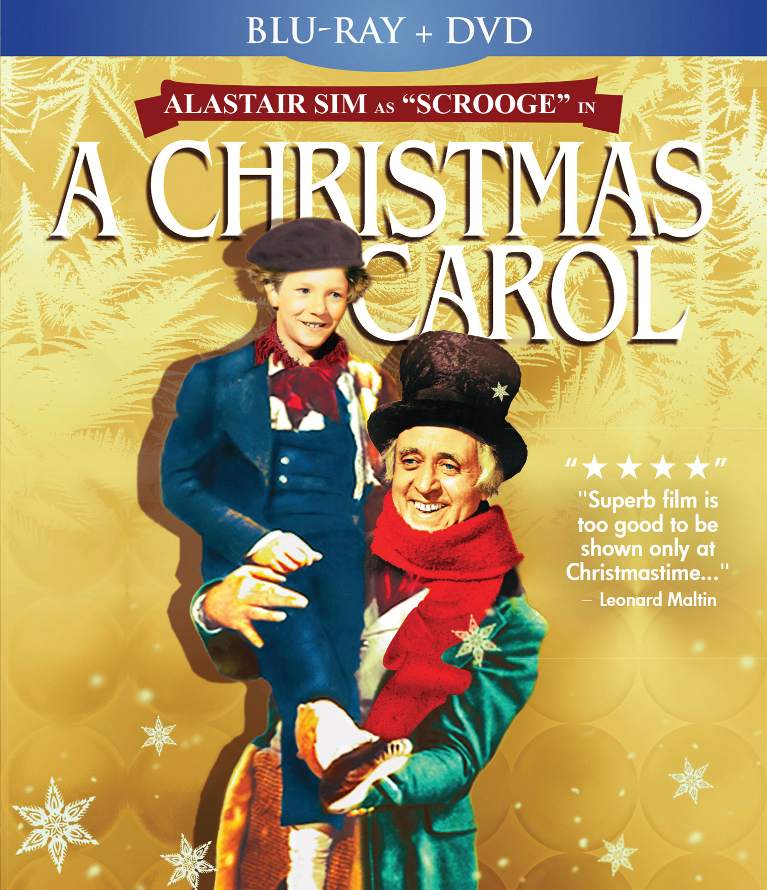 A Christmas Carol (1951) Blu-ray/DVD Combo