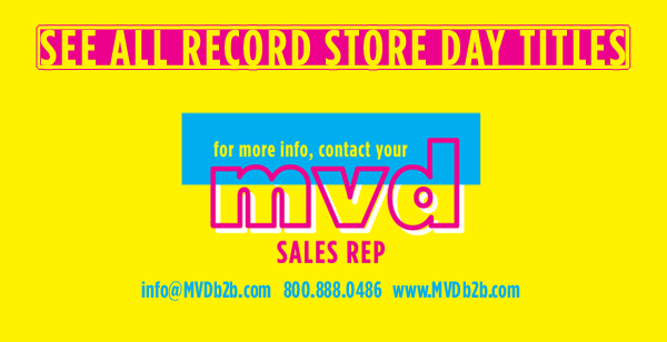 MVD's official Record Store Day 2020 releases!