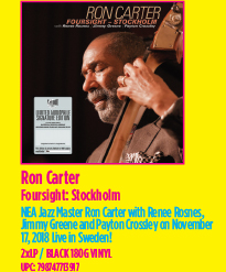 Ron Carter - Foursight: Stockholm