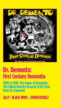 Dr. Demento - First Century Dementia
