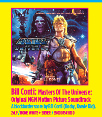 Bill Conti - Masters Of The Universe: Original MGM Motion Picture Soundtrack