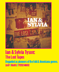 Ian & Sylvia Tyson - The Lost Tapes
