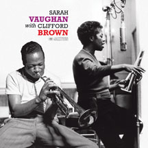 Sarah Vaughan - Sarah Vaughan With Clifford Brown + 1 Bonus Track!
