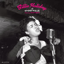 Billie Holiday - At Storyville (outstanding New Cover Art!)