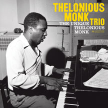 Thelonious Monk - The Unique Thelonious Monk +1 Bonus Track!