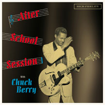Chuck Berry - After School Session With Chuck Berry + 4 Bonus Tracks