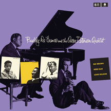 Buddy Defranco & The Oscar Peterson Quartet - Self Titled